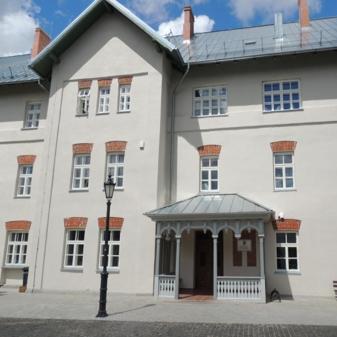 Rietavas Mykolas Kleopas Oginskis Art School